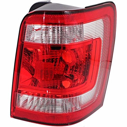 Fits for 08-12 Ford Escape / Escape Hybrid Right Passenger Tail Lamp Assembly (Ford Escape Hybrid 2012 compare prices)