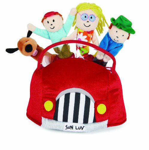 Poppeteers Road Trip Vacation Hand Puppet