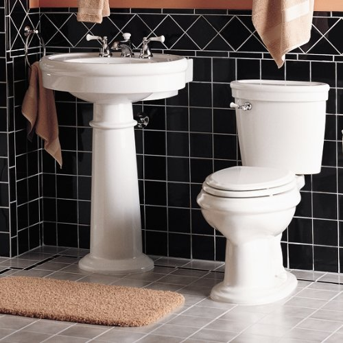 American Standard 0283 008 222 Standard Collection Pedestal Sink Top With 8 Inch Faucet Spacing Linen Buy Nhat22thang59