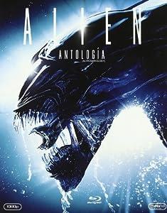 Alien: Antología [Blu-ray]