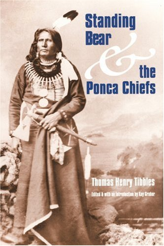 Standing Bear and the Ponca Chiefs, THOMAS HENRY TIBBLES