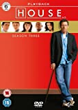 House - Season 3 (Hugh Laurie) [DVD]