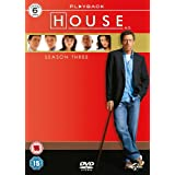 House - Season 3 (Hugh Laurie) [DVD]by Hugh Laurie