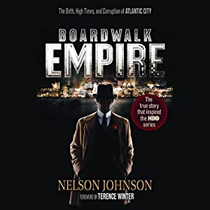 Boardwalk Empire Audiobook