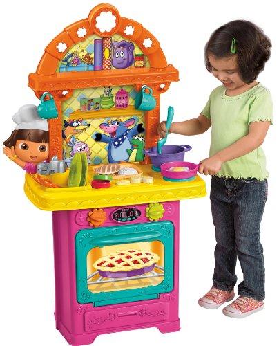 Dora The Explorer: Sizzling Surprises Kitchen front-515479