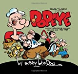 Popeye: The Classic Newspaper Comics by Bobby London Volume 1: 1986-1989