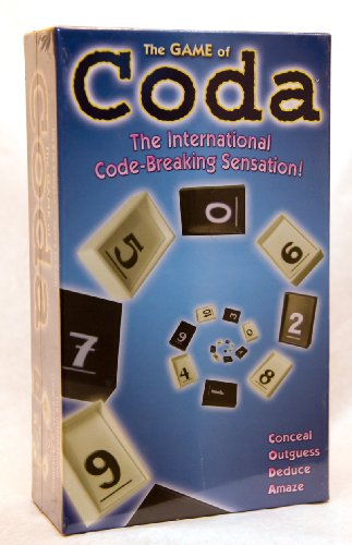 CODA The International Code-Breaking Sensation! - 1