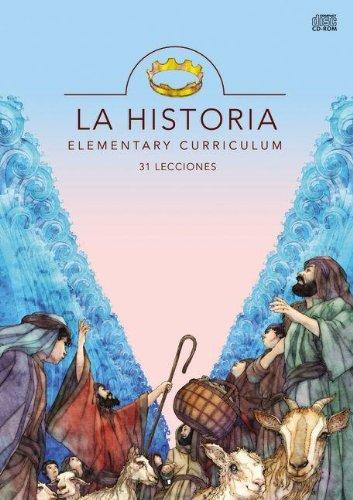 La Historia para ni os curr culo CD-ROM: 31 lecciones (Spanish Edition)