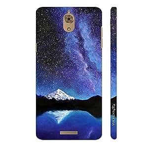 Enthopia Designer Hardshell Case Milky Peak Back Cover for Coolpad Mega 2.5
