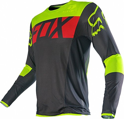 cyclisme-jersey-a-manches-longue-homme-fox
