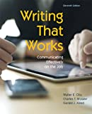 img - for Writing That Works: Communicating Effectively on the Job, 11th Edition book / textbook / text book