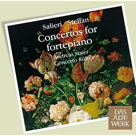 Salieri : Piano Concerto in B flat major : II Adagio