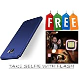 Samsung Galaxy A720/A7[2017] Hard Back Cover With Free Selfie Flash