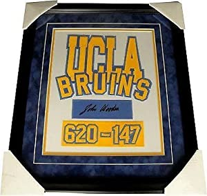 John Wooden Hand Signed Autograph 19x22 Photo UCLA Bruins FRAMED - Autographed... by Sports+Memorabilia