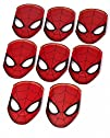 Spider-Man Hats/ Masks, 8 Count, Part…