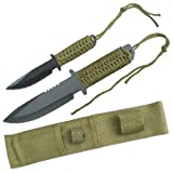 Jungle Recon Tactical Knife Set
