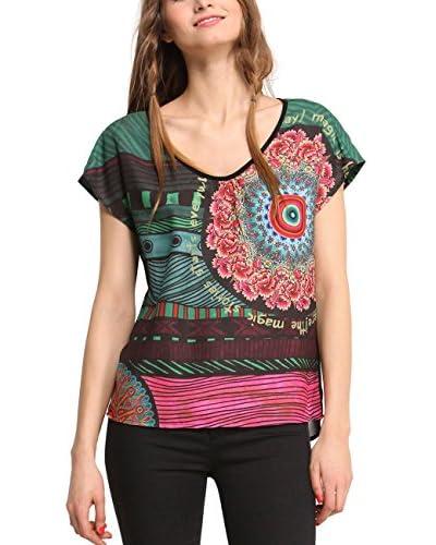 Desigual Camiseta Manga Corta SARA