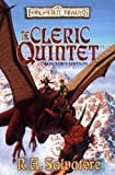 R.A. Salvatore The Cleric Quintet: Omnibus by R.A. Salvatore Collectors edition (2002)