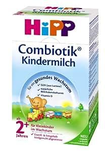 HiPP Kindermilch Combiotik ab 2 Jahre, 4er Pack (4 x 600 g)