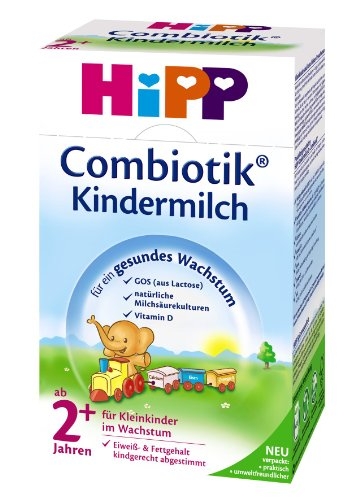 HiPP Children milk Combiotik 600g, 4-pack (4 x 600g)
