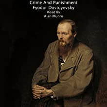 Crime and Punishment [Trout Lake Media Edition] | Livre audio Auteur(s) : Fyodor Dostoyevsky Narrateur(s) : Alan Munro
