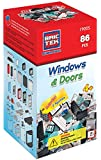 Brictek Windows & Doors Kit- 86 pcs