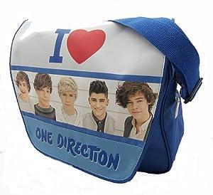 Official One Direction Messenger Bag (New Phase 4 design)