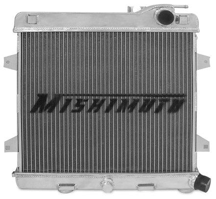 Mishimoto Radiator Aluminum fits BMW M3 E30 87 88 89 90 91 Manual MT