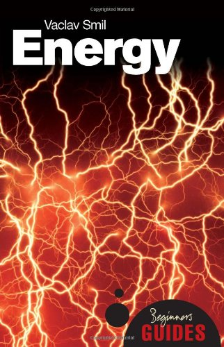 Energy: A Beginner's Guide (Beginners Guide (Oneworld))