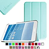 Fintie ASUS MeMO Pad 8 ME181C Slim Shell Case - Ultra Slim Lightweight Stand Cover (Only Fit ASUS MeMO Pad 8 ME181C Tablet), Blue