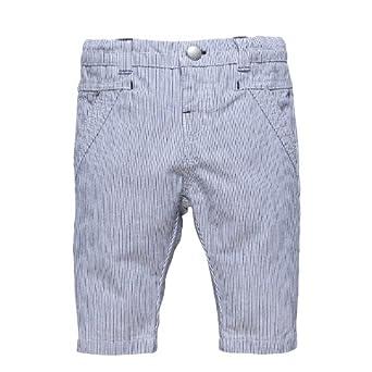Chicco - Pantalon - Bébé Garçon - Bleu - 3 mois