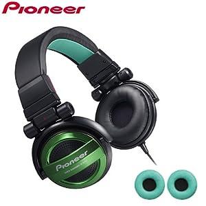 【クリックでお店のこの商品のページへ】Pioneer(パイオニア) / SE-MJ551-G - 密閉型ダイナミックステレオヘッドホン -