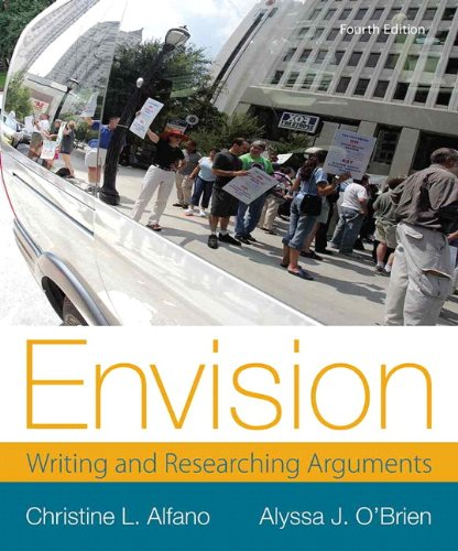 Envision: Writing and Researching Arguments (4