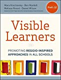 img - for Visible Learners: Promoting Reggio-Inspired Approaches in All Schools book / textbook / text book