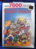 Atari 7800 Food Fight Video Game Cartrigde