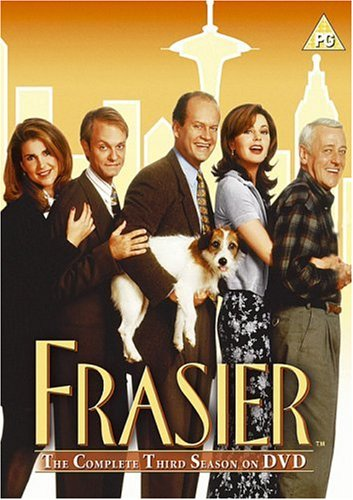 Frasier - Season 3 [DVD]