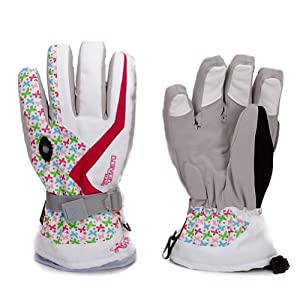 Level Explorer Womens Gloves XX-Small Fuschia