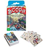 Winning Moves Scopa Card Game