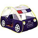 Togather Large Space Childrens Police Car Play Tents Indoor And Outdoor Game Play House/Castle/Tent