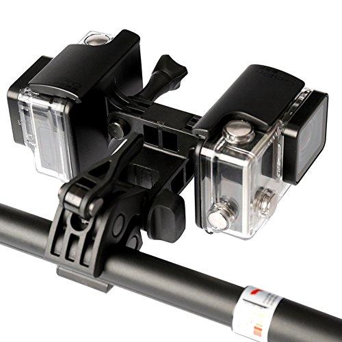 Andoer® Canna da pesca Bow Arrow Gun Sportivo supporto per GoPro Eroe 4/3 + / 3/2