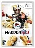 Cheapest Madden NFL 11 on Nintendo Wii