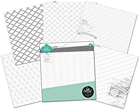 Heidi Swapp Color Magic Paper Pack 12 by 12-Inch