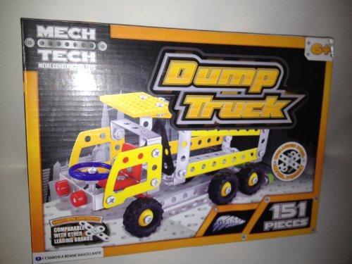 Mech Tech Dump Truck - 1