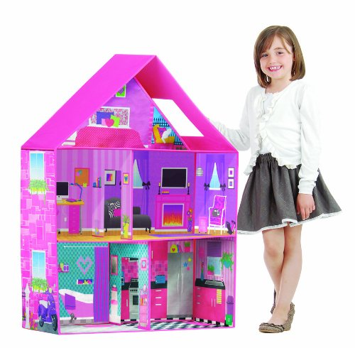 Doll Houses Wooden