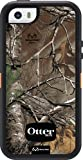 OtterBox Defender Series Case for Apple iPhone 5S - Frustration-Free Packaging - Realtree Xtra (Blaze/Black/Realtree Xtra)