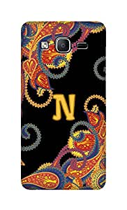 SWAG my CASE Printed Back Cover for Samsung Galaxy On7