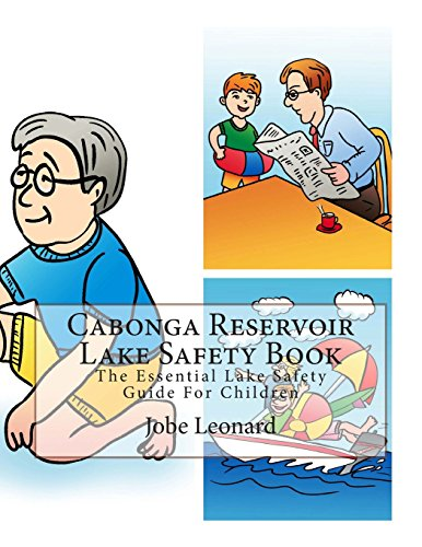 Cabonga Reservoir Lake Safety Book: The Essential Lake Safety Guide for Children