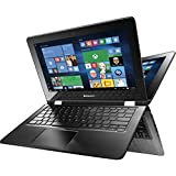 "2016 Newest Lenovo Flex 3 15.6"" HD 2-in-1 Touchscreen Laptop, Intel Core I5-6200U Up To 2.8 GHz, 4 GB DDR3L RAM..."
