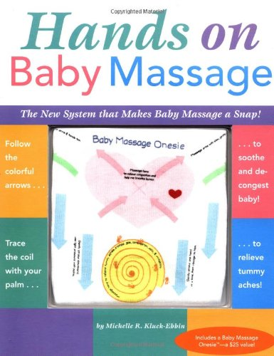 Hands On Baby Massage: The New System That Makes Baby Massage A Snap front-1068645