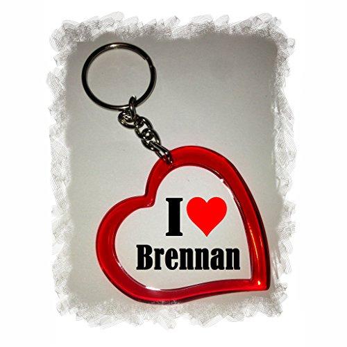 regali-esclusivi-cuore-portachiavi-i-love-brennan-un-grande-regalo-viene-dal-cuore-ti-amo-keyring-pu